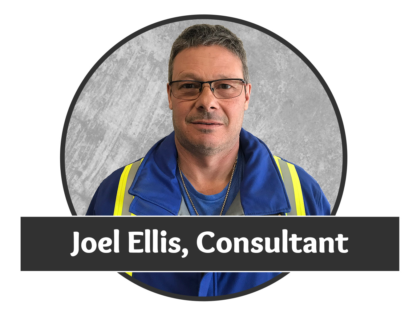 Headshot photo of Joel Ellis, the consultant for All Out Drilling.