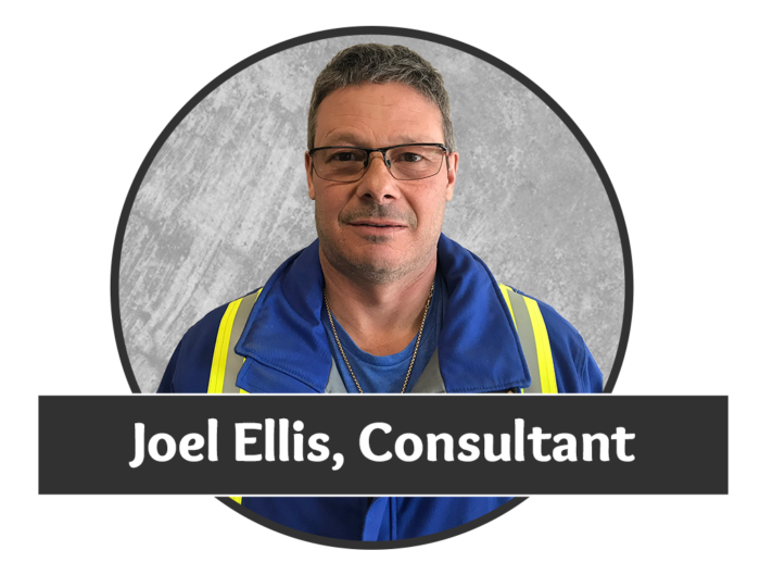 Joel Ellis - Water Well Drilling Consultant